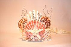 Fancy Seashell Crown