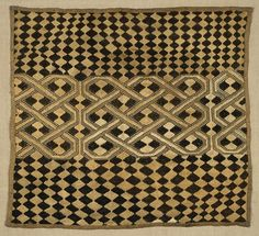 African Textiles from the Congo Digital Print Textiles, Textile Prints, African Textiles, African Patterns, Abstract Pattern, Geometric Patterns, Congo, Traditional Design, Wood Art