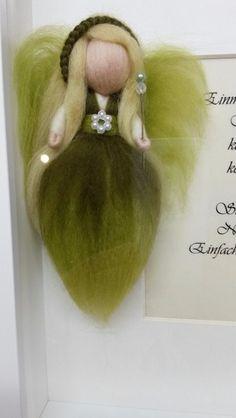 kleine Elfe Fenya von               ELFENART        auf DaWanda.com