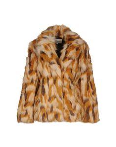 Prezzi e Sconti: #Charlise pellicce ecologiche donna Cammello  ad Euro 144.00 in #Charlise #Donna capispalla pellicce