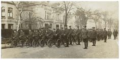 The 7th (Cyclists) Battalion of the Welsh Regiment, Cardiff, 1914-18 (via The 7th (Cyclists) Battalion of the Welsh Regiment, Cardiff, 1914-18 ::: Gathering the Jewels)