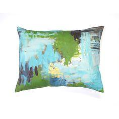 Remnant Pillow – megan auman