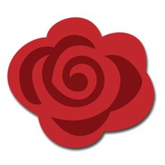 Free SVG File (Sure Cuts A Lot) 01.21.10 – Red Rose
