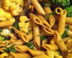 Rustic Italian Pasta Recipe with Walnut-Pesto Pan Sauce [Vegan]