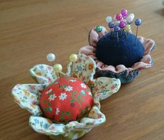 Finished Bottle Top Pin Cushion | Flickr - Photo Sharing!