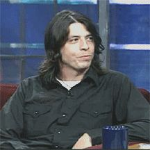Dave Grohl gif