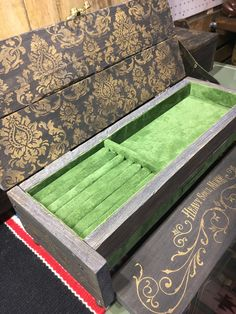 Hope Chest, Storage Chest, Jewelry Box, Furniture, Home Decor, Jewellery Box, Jewel Box, Decoration Home, Room Decor