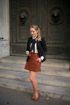 Tailored For Fall   Gal Meets Glam   Bloglovin'