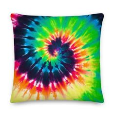 Throw Pillow Cases, Throw Pillows, Pillow Inserts, Tie Dye, Prints, Zipper, Products, Cushions