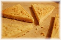 The Story of a Seamstress: Scottish Shortbread