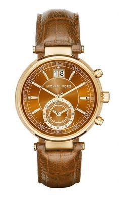 240be197198b Michael Kors SAWYER MK2424 Damenuhr - Armbanduhren Center Kleidung, Michael  Kors Damenuhr, Armbanduhr,