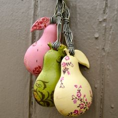 whimsical gourds