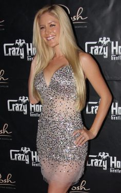 PHOTOS Heidi Montag à 30th Birthday bash au Crazy Horse III de Spencer Pratt - Photos Heidi Montag