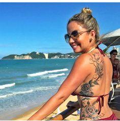 Waist Tattoos, Spine Tattoos, Leg Tattoos, Body Art Tattoos, Sleeve Tattoos, Tattos, Side Back Tattoos, Side Tattoos Women, Back Tattoo Women