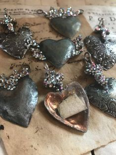 On demand online tutorial  soldering class milagros metal art