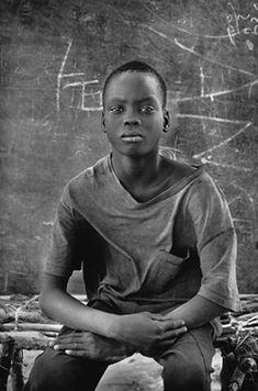Boy. Sudan, 1995