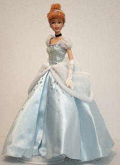 Cinderella doll   Flickr - Lulemee