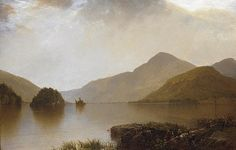 Lake George by Kensett: terrific essay on the Hudson River School at the Met.
