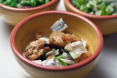 #Recipe: Anchovies with Breadcrumbs & Scallions