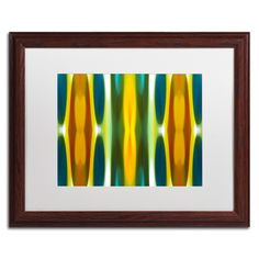'Fury Forest 1' by Amy Vangsgard Framed Graphic Art