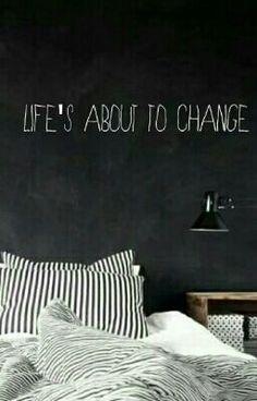 """Îți recomand să citești """" Life's About To Change """" pe #Wattpad. #poezie"""