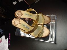 Jimmy Choo!!!  So cute!!!  Ms. Mulligan's Consignment Boutique