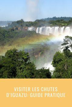 Si vous avez déjà entendu parler des chutes d'Iguazu, cette gigantesque œuvre de la nature à la frontière de l'Argentine et du Brésil, je parie que cet attrait figure déjà à votre liste d'endroits à visiter. Et vous n'auriez pas tort, cette partie du monde est à découvrir à tout prix! #chutes #iguazu #argentine #voyage #nature #paysage #brésil #oeuvre #visite #guide #information