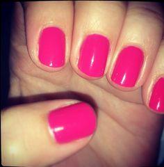 "CND Vinylux ""Pink Bikini"" | Get this great look at Edge Salon - 407.977.9773 #summermani #wherenailsrock | www.edgesalonoviedo.com Shellac Nail Colors, Shellac Nails, Nail Nail, Cnd Vinylux, Pink Bikini, Mani Pedi, Beauty Nails, Summertime, Fashion Ideas"
