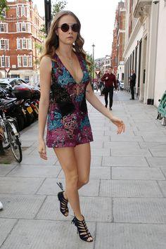 Cara Delevingne at BBC Radio One in London on June 18, 2015.   - Cosmopolitan.com