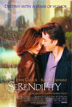 Serendipity is mijn favoriete film