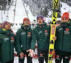 Dream Team, Dream Big, Audi, Ski Racing, Ski Jumping, S Man, Skiing, Winter Jackets, Jumpers