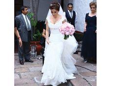 El Vestido De novia Alessandra Rosaldo - Google Search