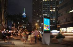 Free access to Wi-Fi in New York, NY, paid by the sponsors A New York in arrivo wi-fi superveloce e telefonate gratis - Corriere.it