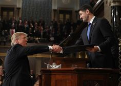 "It seemed as though congressional Republicans leading the effort to repeal and replace the Affordable Care Act had a slam dunk moment on Tuesday night during President Donald Trump's first address to a joint session of Congress. ""We should help Americans purchase their own coverage, through the use of tax credits,"" Trump declared."