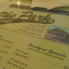 Photo taken at The Park Cafe, Salt Lake City, Utah