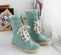 Nouvelle taille 34   43 faux fourrure à l'intérieur de la mode femme femme plat de neige femmes bottes femme automne chaussures d'hiver dans Bottes pour femmes de Chaussures sur AliExpress.com   Alibaba Group