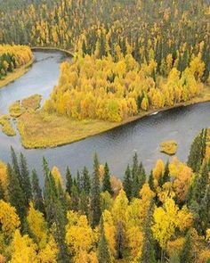 Kitkajoki River, Finland Photograph by Staffan Widstrand, Wild Wonders of Europe  Kitkajoki River, Oulanka National Park, Finland