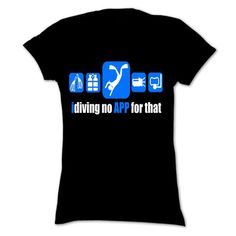 scuba diving #fashion #T-Shirts