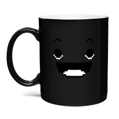 It's not just you who needs coffee in the morning, it's your mug. Your mug is sleepy and needs that caffeinated warmth to wake up, too!