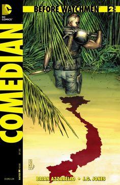 MR OF 6 DC COMICS BEFORE WATCHMEN COMEDIAN #2