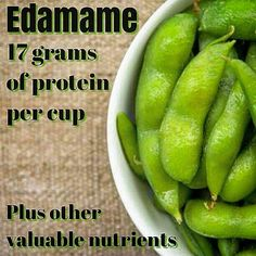 Edamame is a complete source of protein which can help to maintain muscle mass.  It also contains folate and vitamin K which are important for heart health.  Edamamae is used as a protein source in place of meat and in turn enhances cardiovascular benefits.The fats found in edamame are basically mono and polyunsaturated fatty acids and omega-3 and omega-6 fatty acids. All these fatty acids are known to be beneficial for heart health and so they can reduce the risk of heart disease. Edamame…