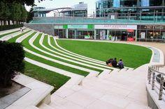 PAM - Sheldon Square, Paddington Basin, Engeland