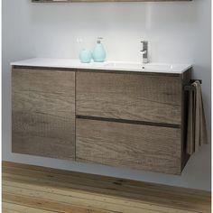 Mueble de baño Texas Nogal Bathroom Cabinets, Powder Room, Feng Shui, Interior Decorating, Shower, Storage, Bathrooms, House, Furniture