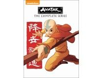Avatar: The Last Airbender - The Complete Series (DVD) - Larger Front
