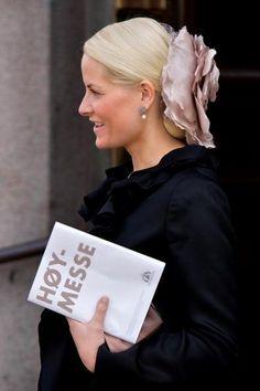 Princess Mette-Marit   The Royal Hats Blog