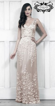 SPRING/SUMMER 2014 | Catherine Deane | The Sian Gown