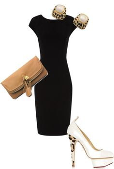 """""""leopard"""" by settingmoon on Polyvore"""