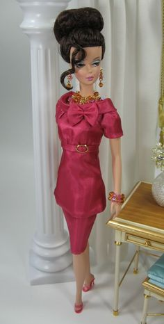 """""""Rio Rose"""" from Matisse Doll Fashions archives, January 2010    Photobucket"""