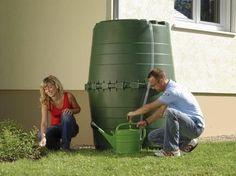 Tout savoir sur les installations permettant la récupération d'eau de pluie.
