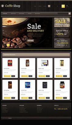 Design needs time - Get Template Espresso! PrestaShop #template // Regular price: $140 // Unique price: $2500 // Sources available: .PSD, .PHP, .TPL  #PrestaShop #Shop #Store #Food #Salad #Cafe #Restaurant